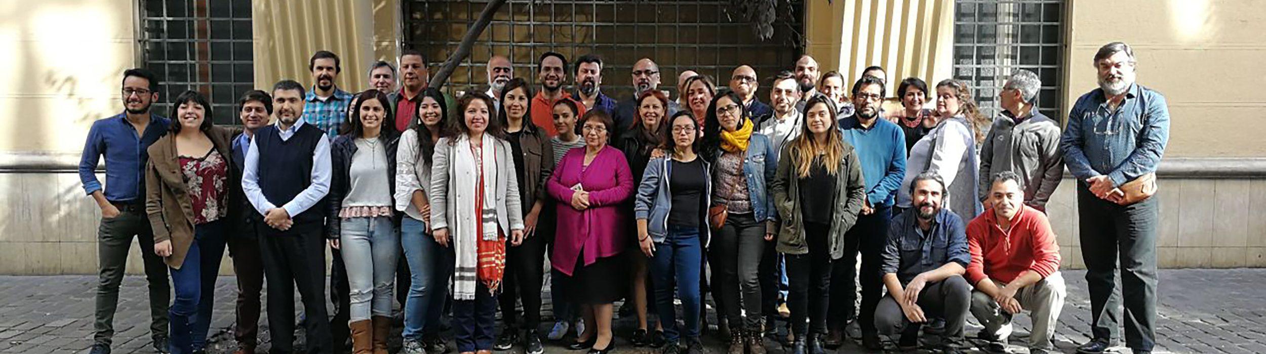 Instituciones que se unieron al nodo GBIF-Chile se comprometieron a publicar datos de biodiversidad para mejorar la gestión en conservación